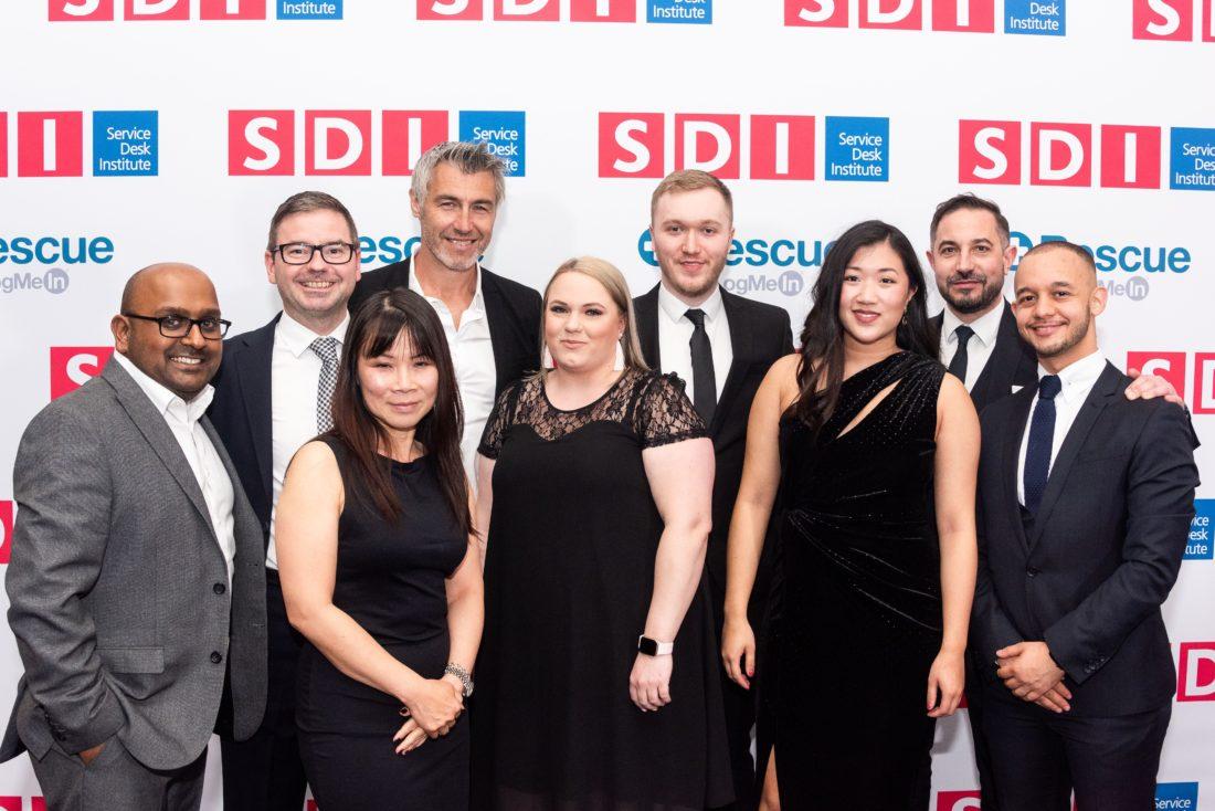 Support Tree team at SDI Awards 2019