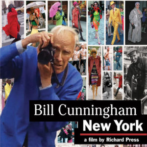 PC: Bill Cunningham New York poster