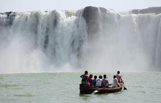 PC: Chitrakote falls- Chhatisgarh Holidaytravel.co