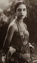 Renee Smith also known as Seeta Devi - 1925