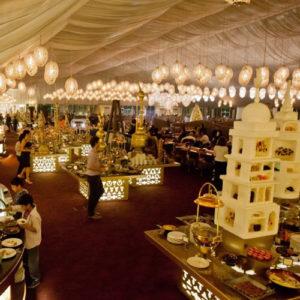 Ramadan-Tent