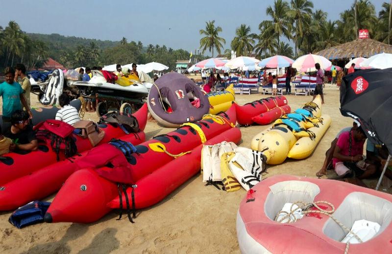 Banana Boat Rides