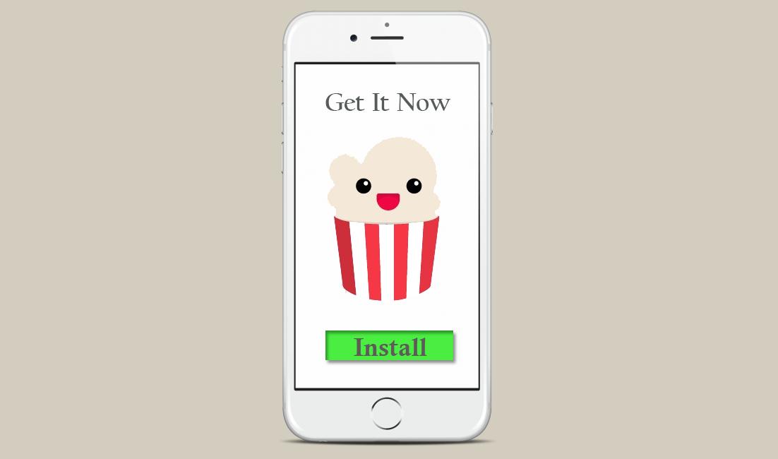 Download Popcorn Time app without Jailbreak