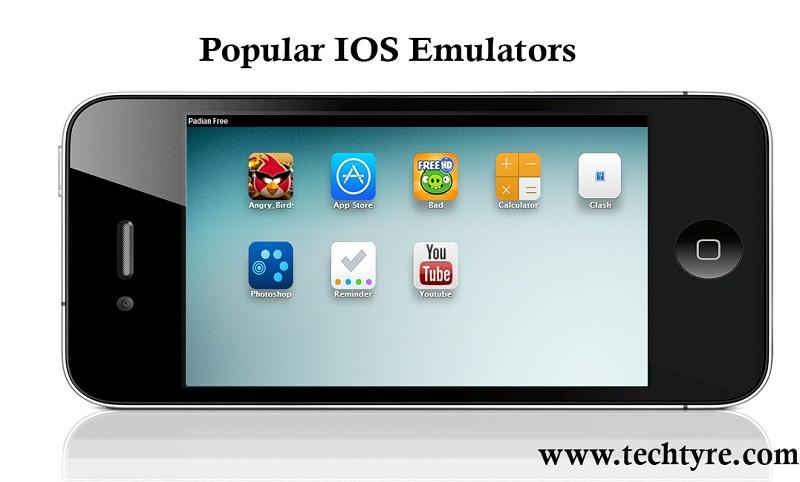 iOS emulator techtyre