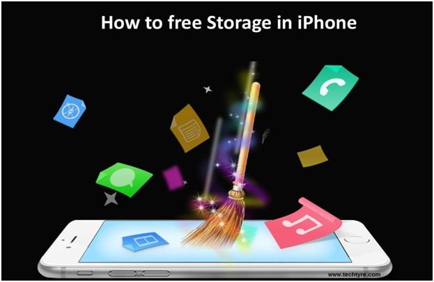 Free iPhone Storage