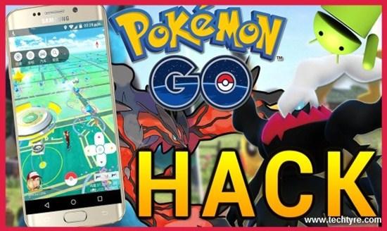 Hack Pokemon Go Android