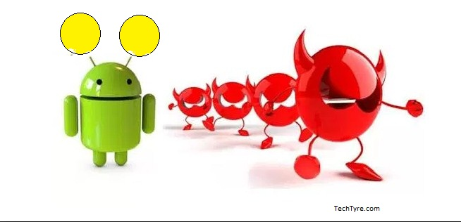 10 Android App with Virus