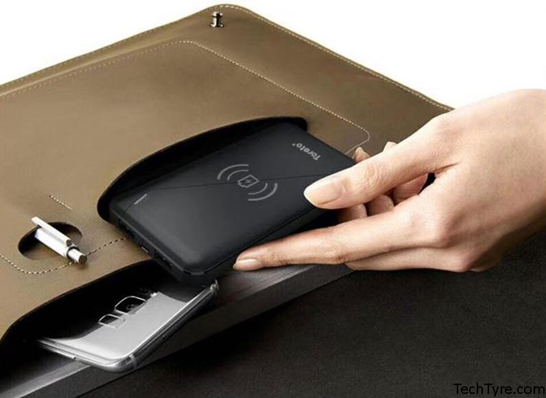 Toreto Zest Pro Wireless Charger Power Bank-3