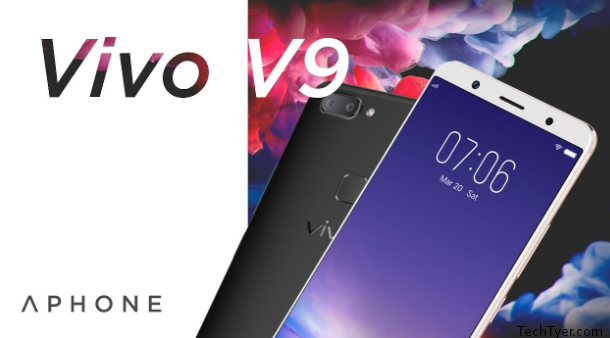 Vivo's new Smartphone Vivo V9 launched on March 27