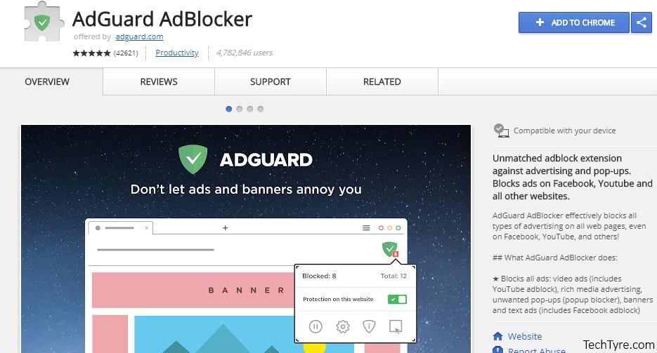 AdGuard-AdBlocker