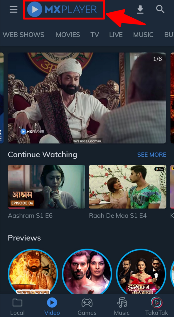 live channel movies free online