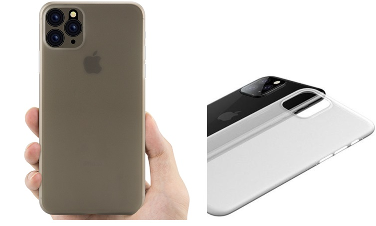 ultra thin 0.3mm iphone 11 pro max case cover