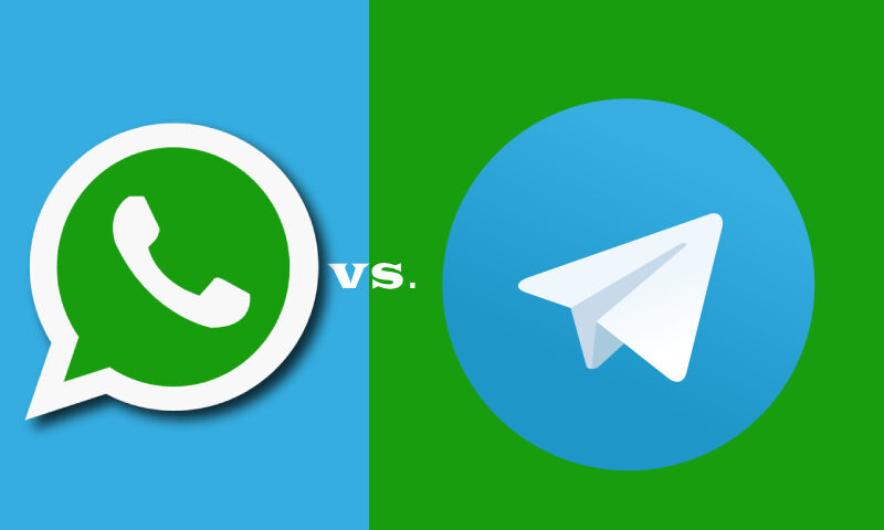 telegram better than whatsapp