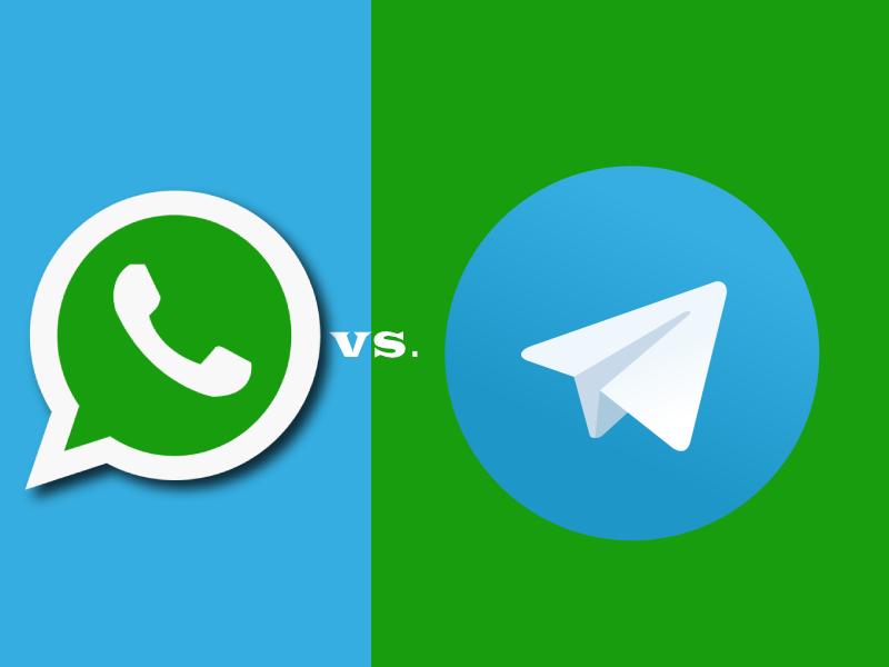 telegram better than whatsapp