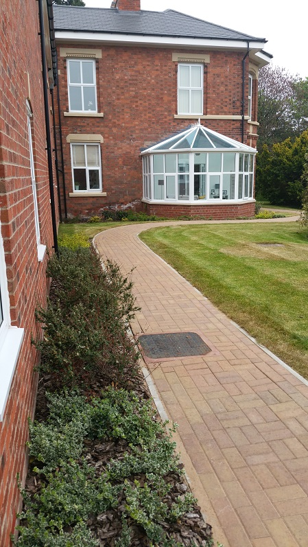 Leicester property management grounds maintenance