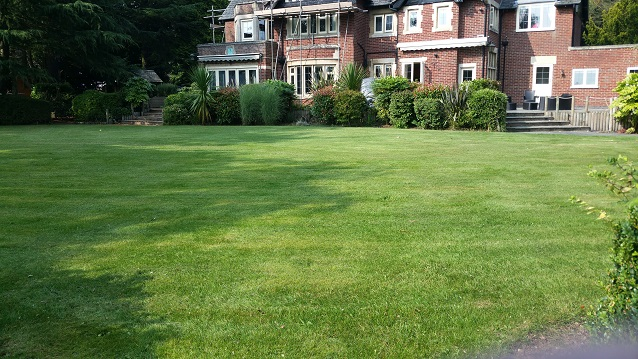 charnwood gardening services leicestershire