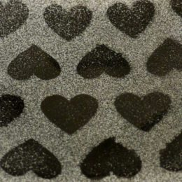 Repeating Heart Design