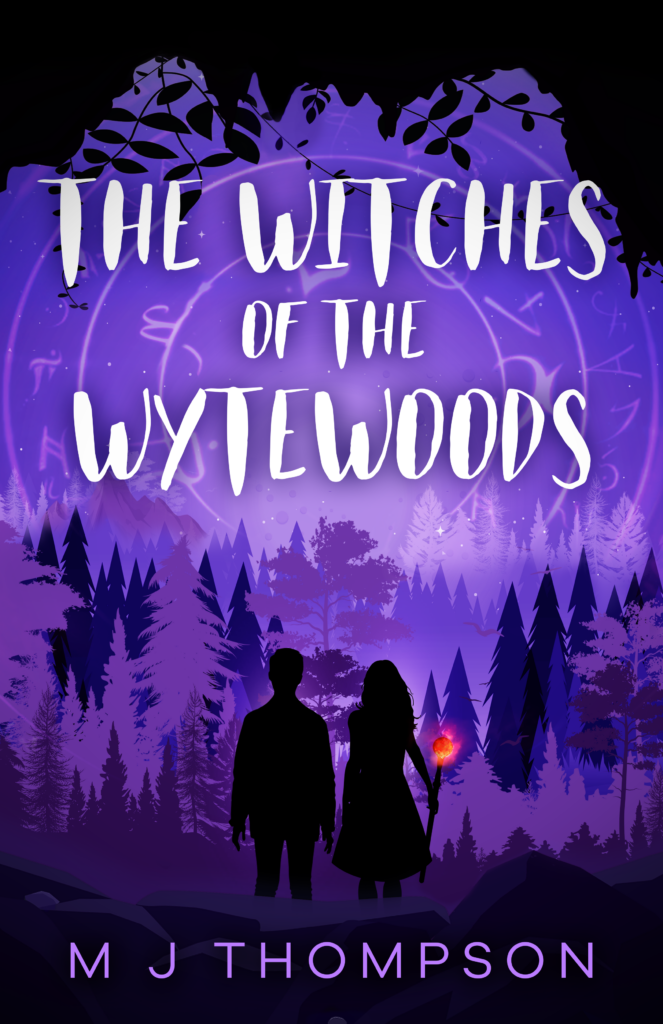 The Witches of the Wytewoods cover art