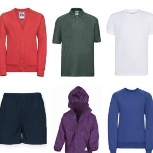 School Clothes - Adult Sizes