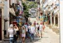 Gjirokastra e preferuara e turistëve në çdo stinë, Golemi: Mbi 550 turistë në 10 ditët e para të shtatorit