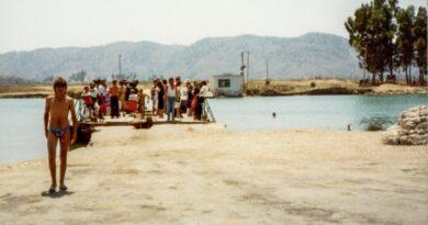 FOTOT e rralla: Saranda në vitin 1991