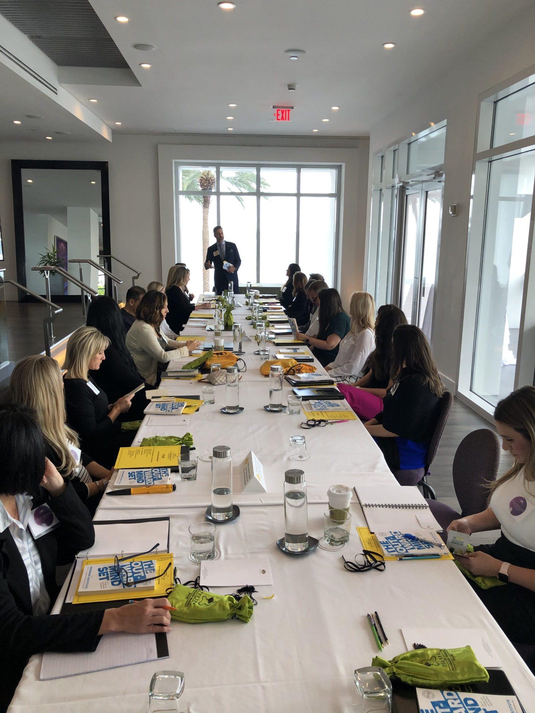 YellowTelescope Training Seminar 2019 Ed Syring