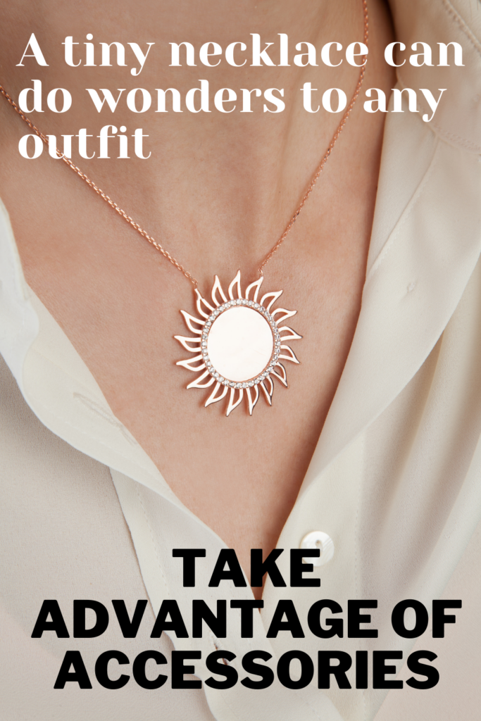 A tiny but mighty accessory can do wonders to any accessories.