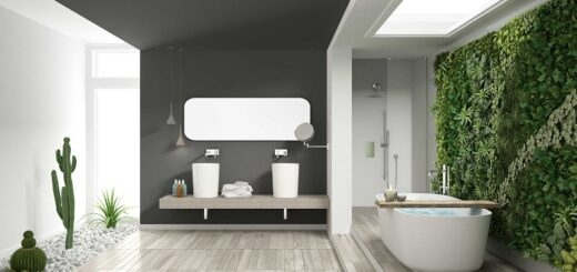 Bathroom ideas and accessories on a budget