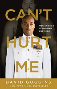 Can't Hurt Me book for self improvement