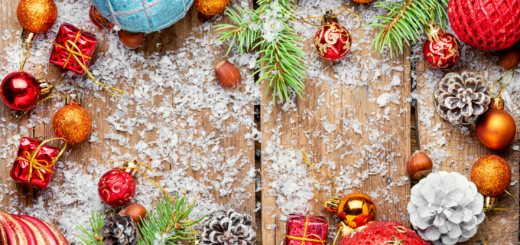 Christmas wallpapers for iPhone - free to download