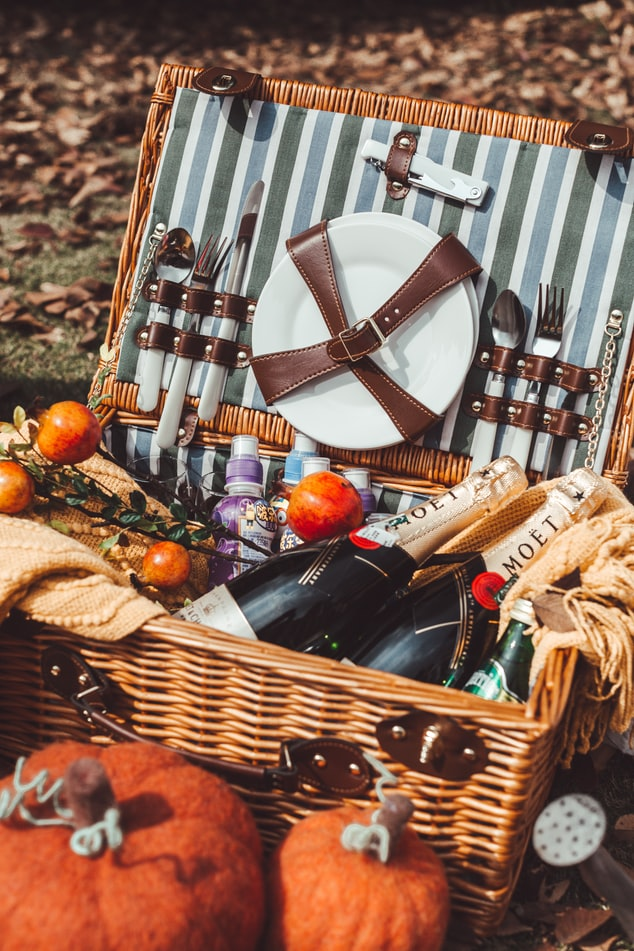 Consider a Moet Champagne if you planning a picnic date