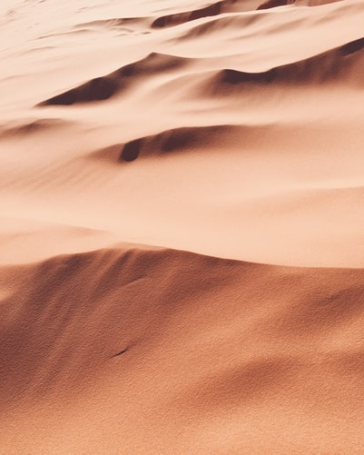 Coral Pink Sand Dunes iPhone wallpaper