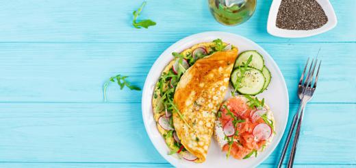 Creative omelette ideas