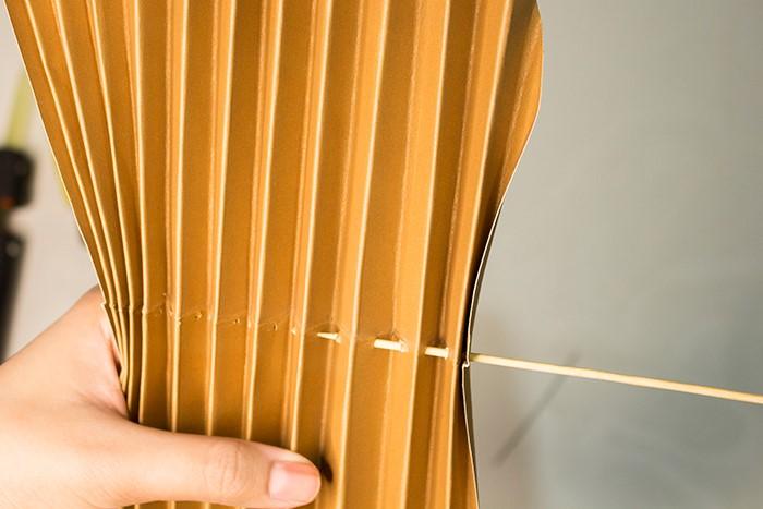 DIY paper craft tutorial