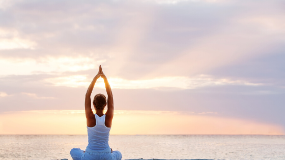 Ditch the busy lifestyle and book a yoga retreat to escape the city life