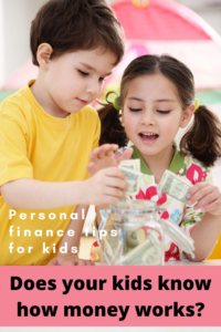 Does your kids know how money works_