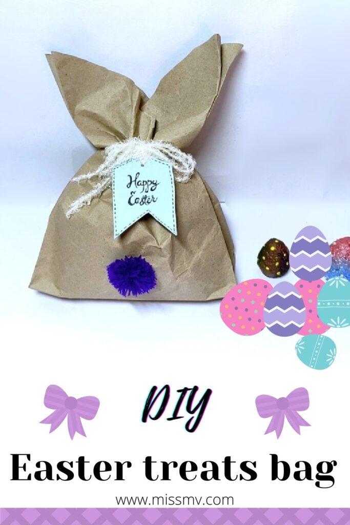 Easter treats bag