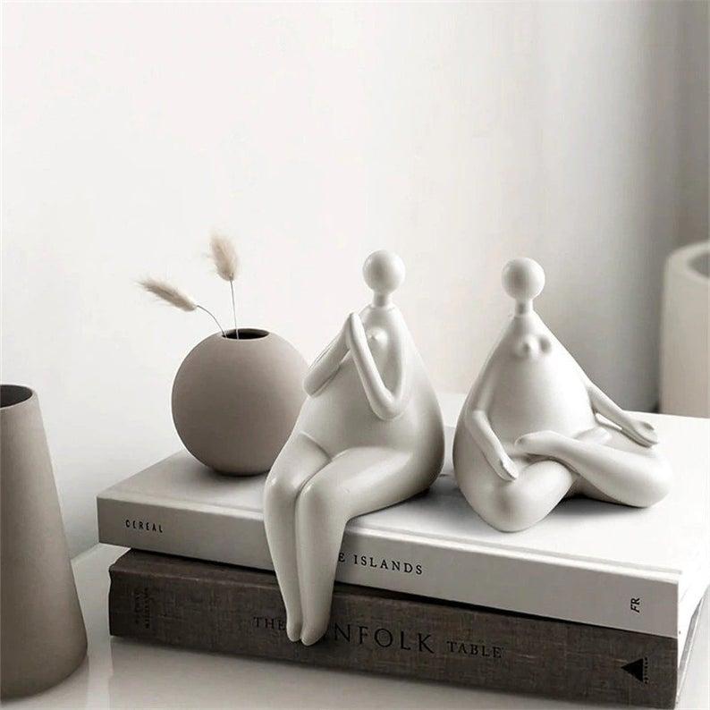 Nordic Figure Art Sculpture Decoration