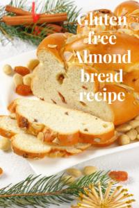 Gluten-free almond flour bread recipe
