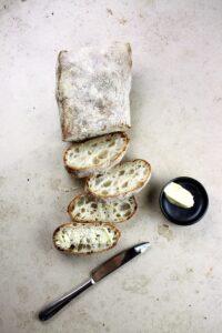 Gluten-free white bread recipe