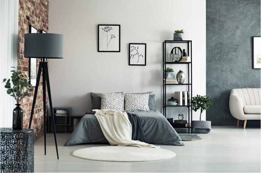 Inner city cosmopolitan loft