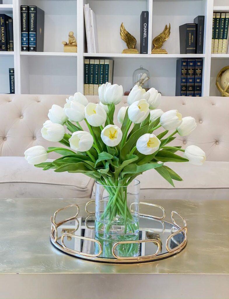 Large Tulip Flower Arrangement