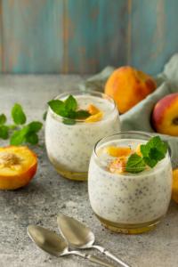 Peachy Green Smoothie recipe