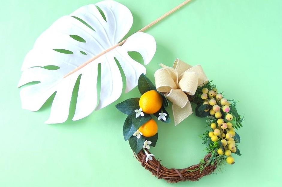 Summer wreath ideas for front door