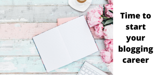 Things To Consider Before Starting A Blogging Career by missmv.com