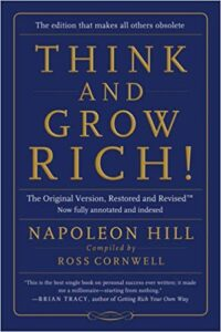 Think and Grow Rich book on amazon