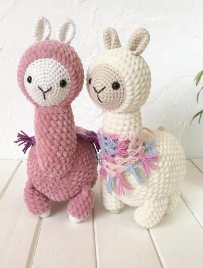 alpaca plush toy