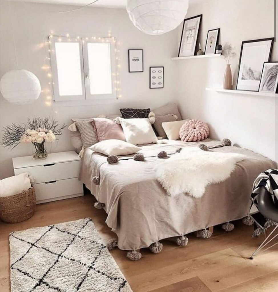 Just dreamy and delightful bedroom decor inspiration