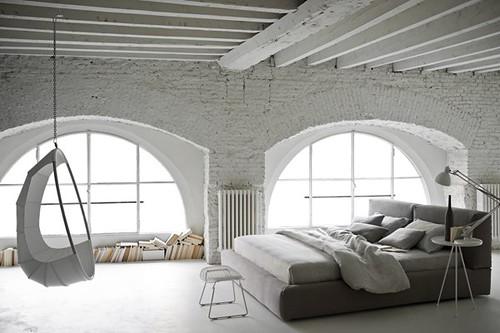 Stoney décor with warm undertones
