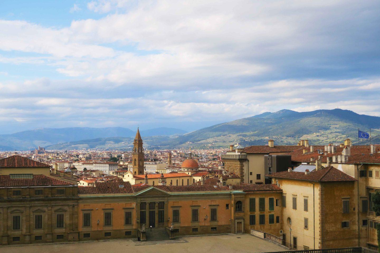 basilica di san lorenzo view